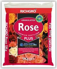 Rose food