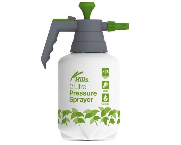 Hills Pressure Sprayer 2lt