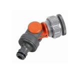 Angled Swivel Hose Connector 18213-20 GARDENA