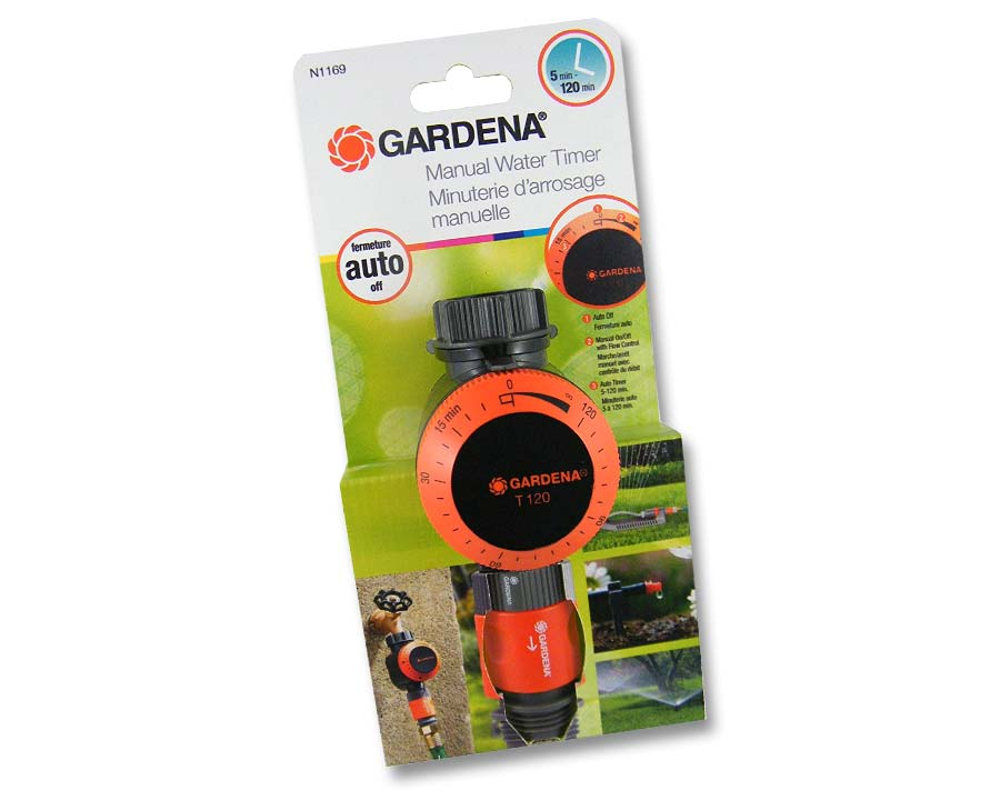 Gardena G1169 Tap Timer