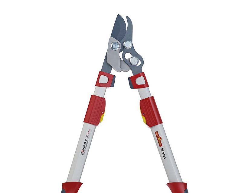 RR900T telescopic loppers - geared cutting head