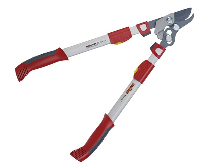 Power Cut Telescopic Bypass Loppers to 900mm WOLF - new range 2013