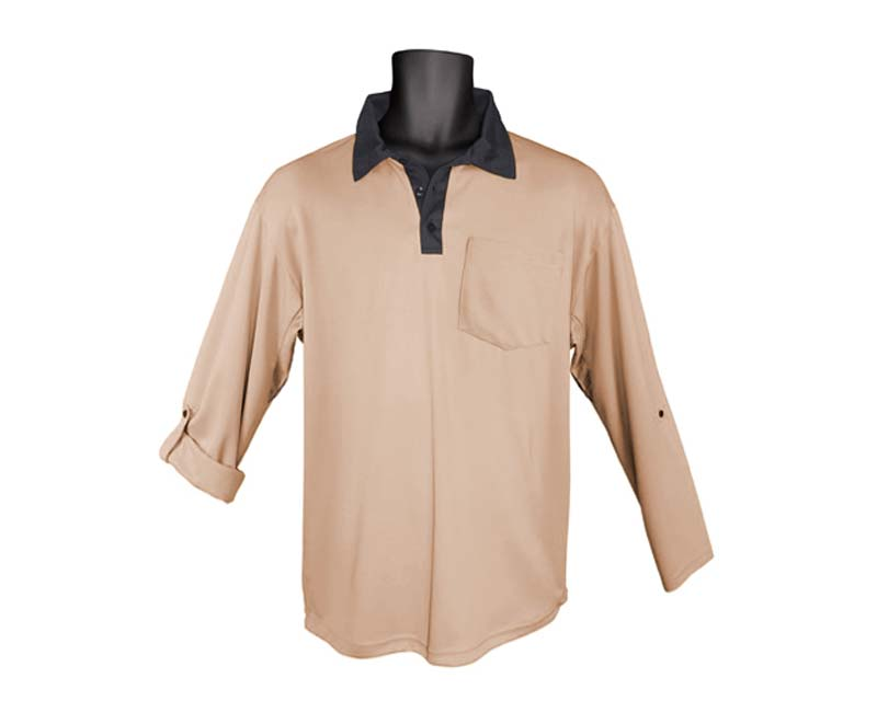 Classic Polo Shirt in Riverstone - Sun Protection Australia