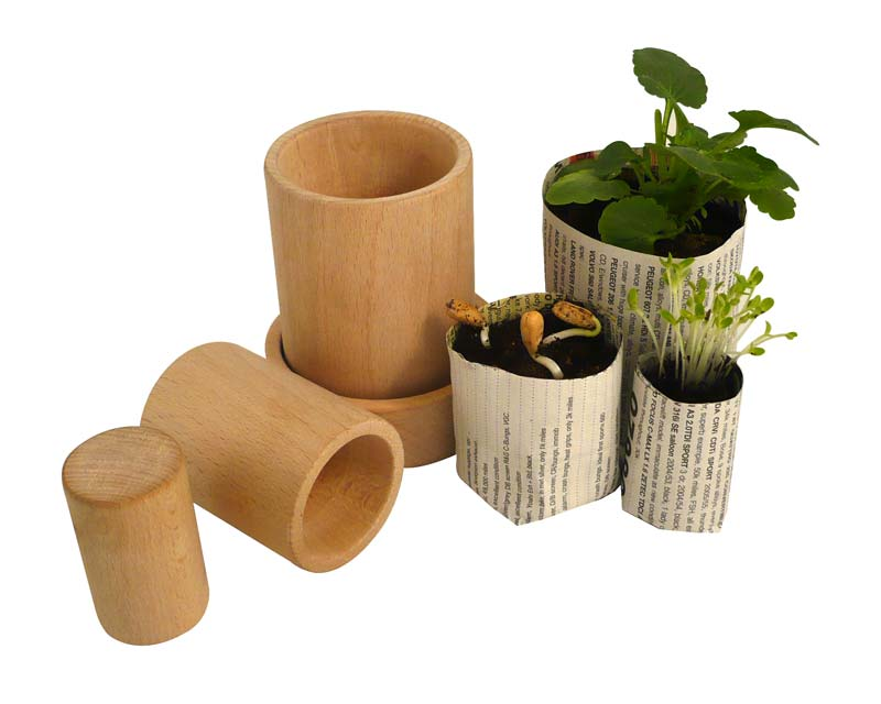Eco Pot Maker - Burgon & Ball