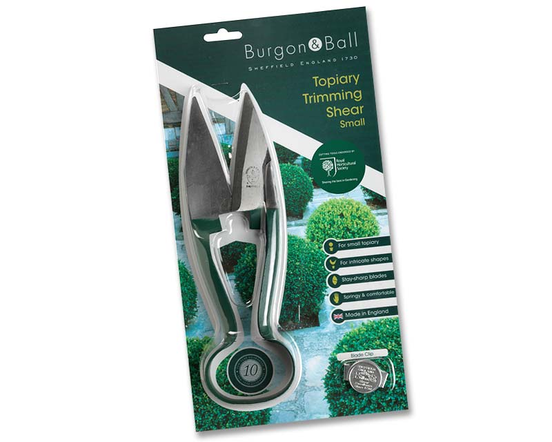 Classic Topiary Trimming Shears - Small