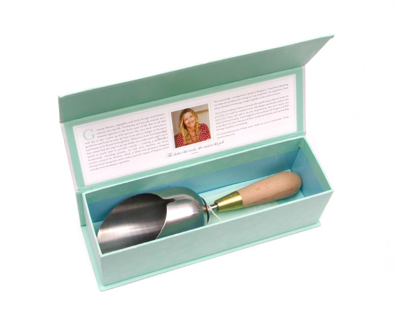 Sophie Conran Compost Scoop in presentation gift box