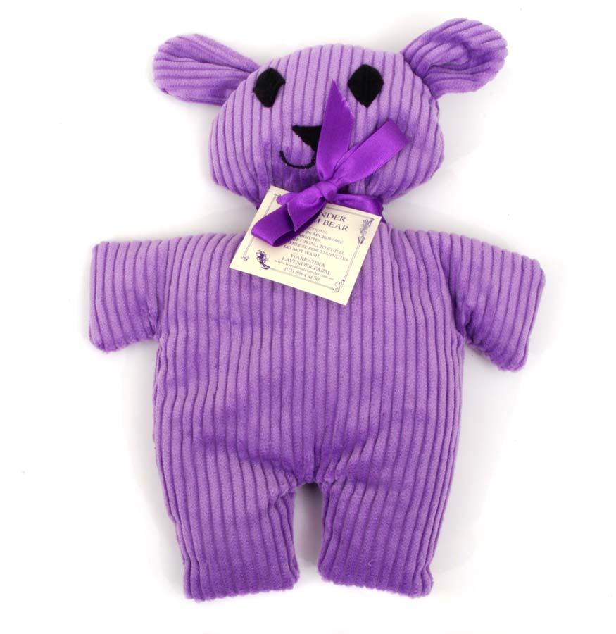 Mauve Teddy Bear