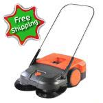Sweeping Machine - Haaga 475 (free shipping within Aust)