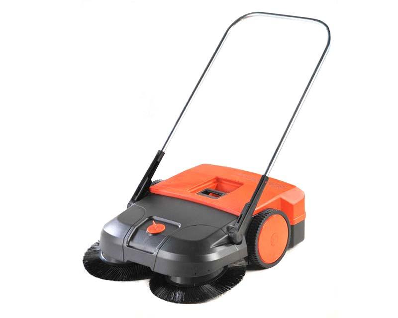 Haaga 475 mechanical outdoor sweeper