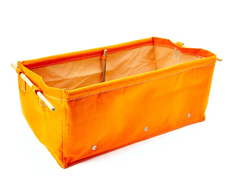 Bloombagz raised planter bag