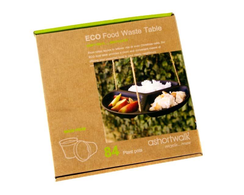 Bird feeding tray - designed by AShortWalk, UK