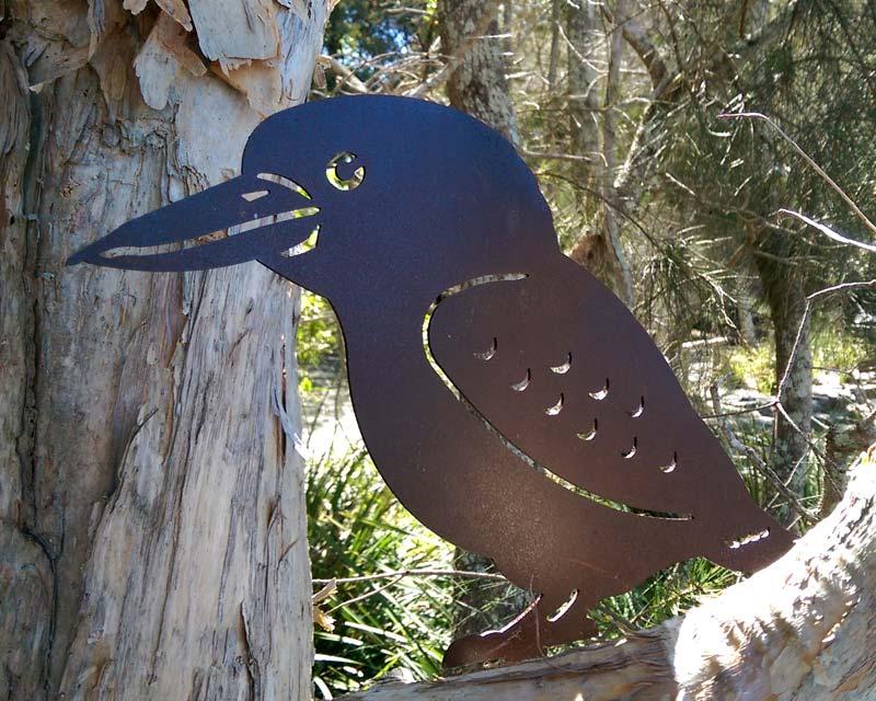 Kookaburra sculpture for your garden
