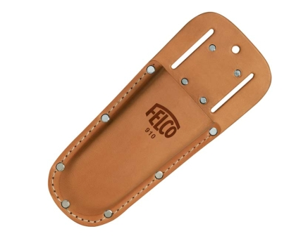 Classic leather belt holster for all Felco secateurs.