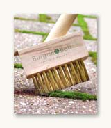 Short Handled Miracle Block Paving Brush - Burgon & Ball