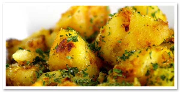Potato Recipes Spicy Indian Potatoes Recipes