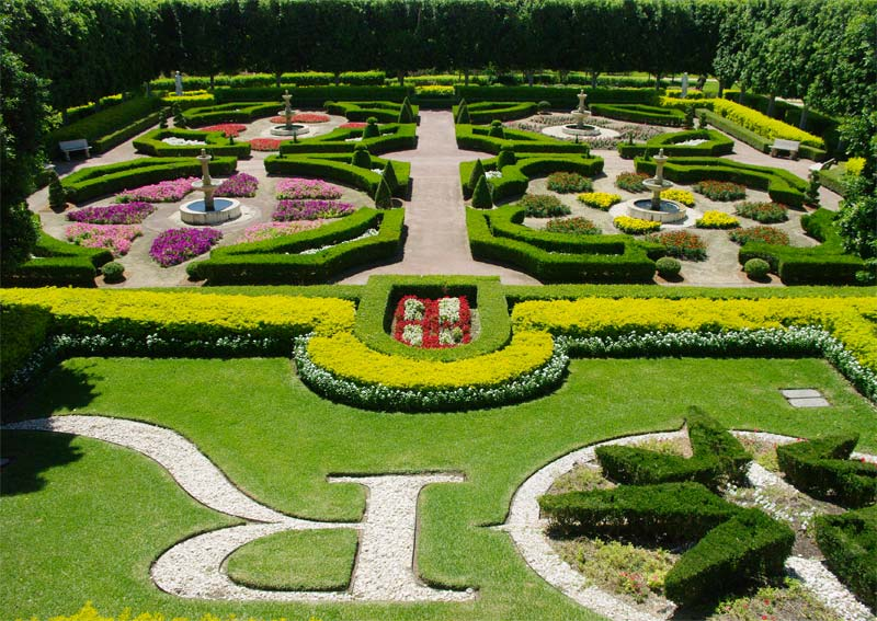 Garden Design: Garden Design With Posh Formal Gardens Pictures