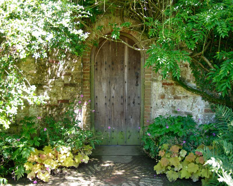 Secret Garden: GardensOnline: Parham House