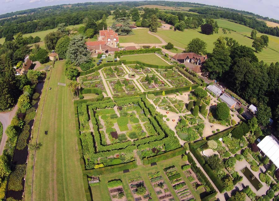 Loseley House and Gardens