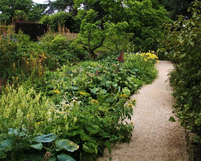 Central Stream Garden at Hidcote
