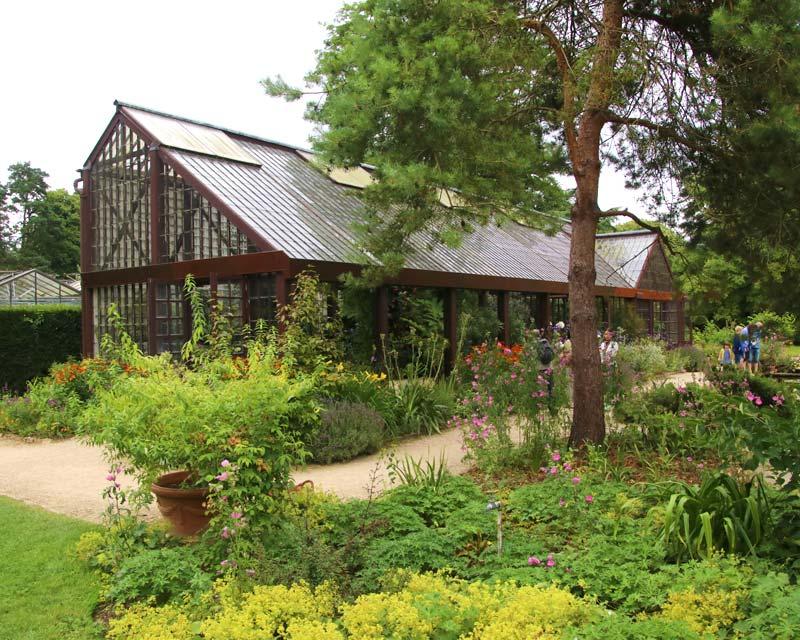 Hidcote Plant House