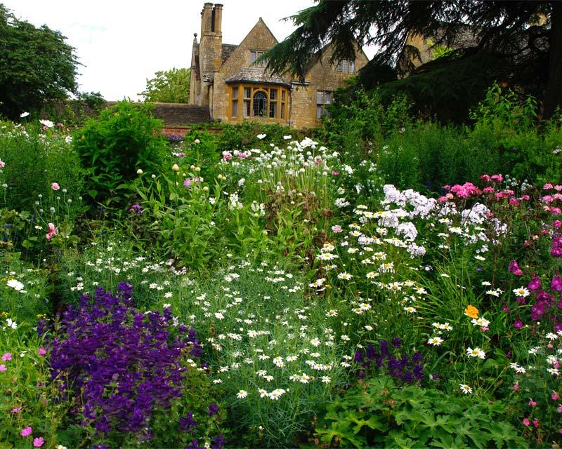 Hidcote Old Garden