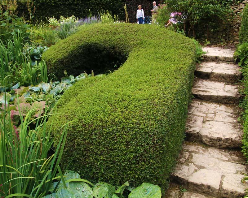 HIdcote Upper Stream Garden