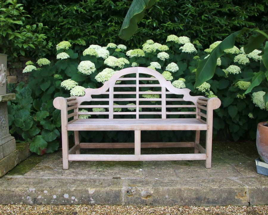Sezincote Garden Bench