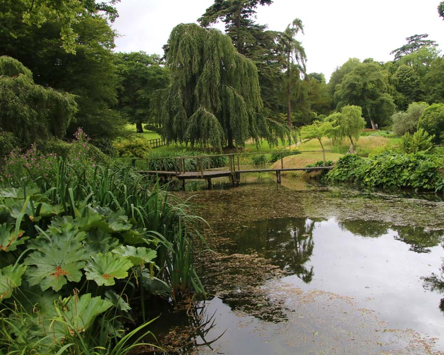 Sezincote lower lake