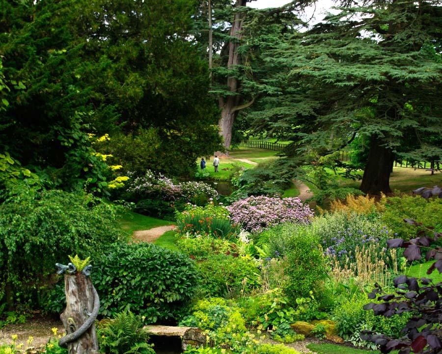 Sezincote Lush Gardens