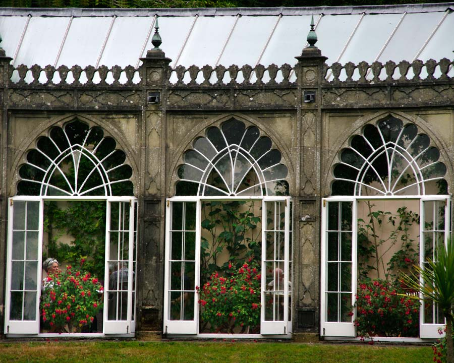 Sezincote Orangery Windows