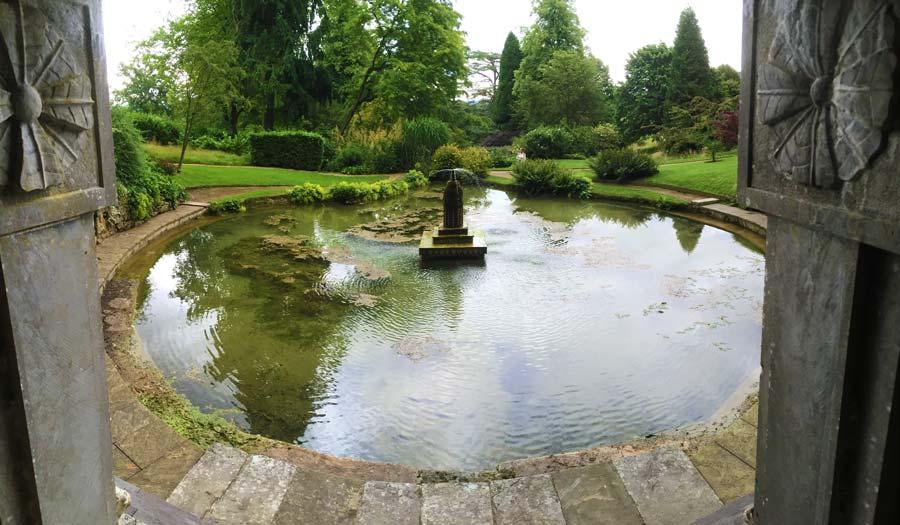 Sezincote Pond