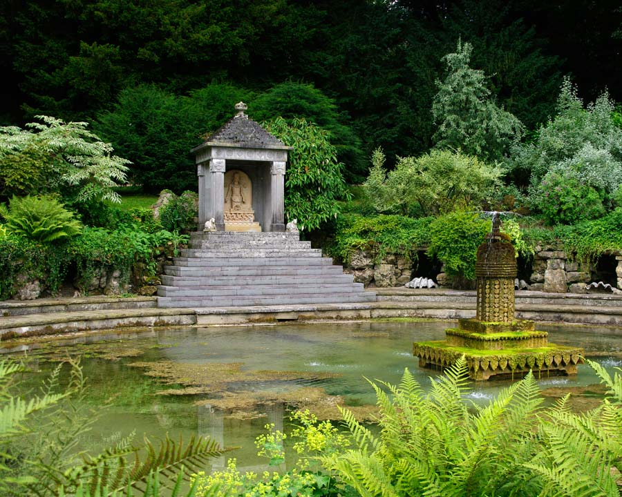 Sezincote Sun God Temple
