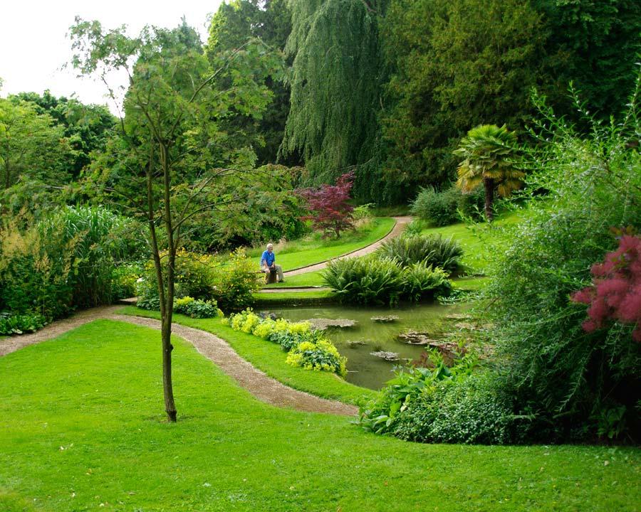 Sezincote Watergarden