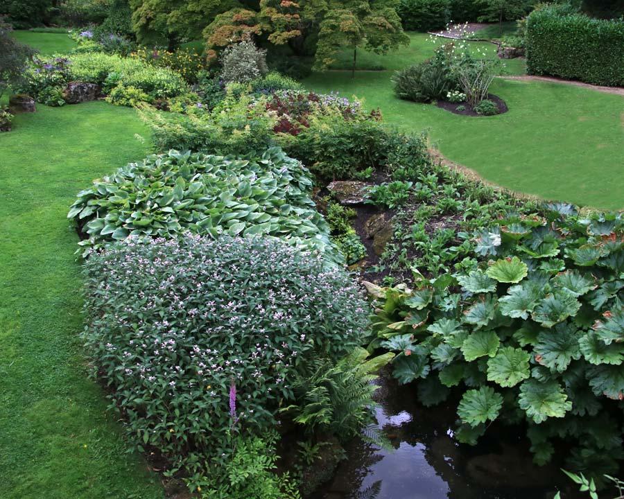 Sezincote Watergardens