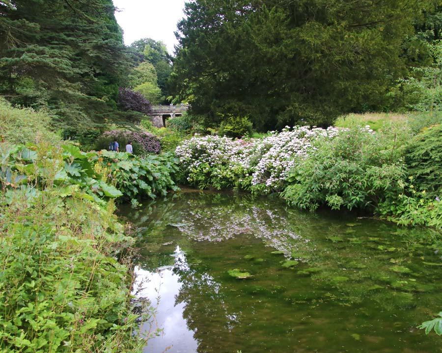 Sezincote water gardens