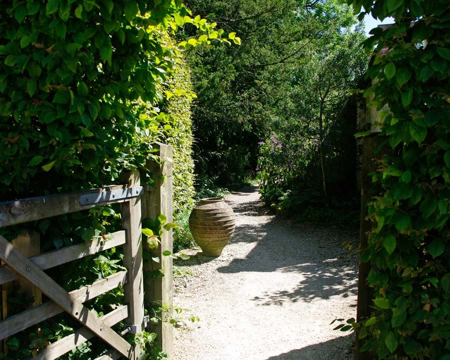 Virgins Walk - Waterperry Gardens