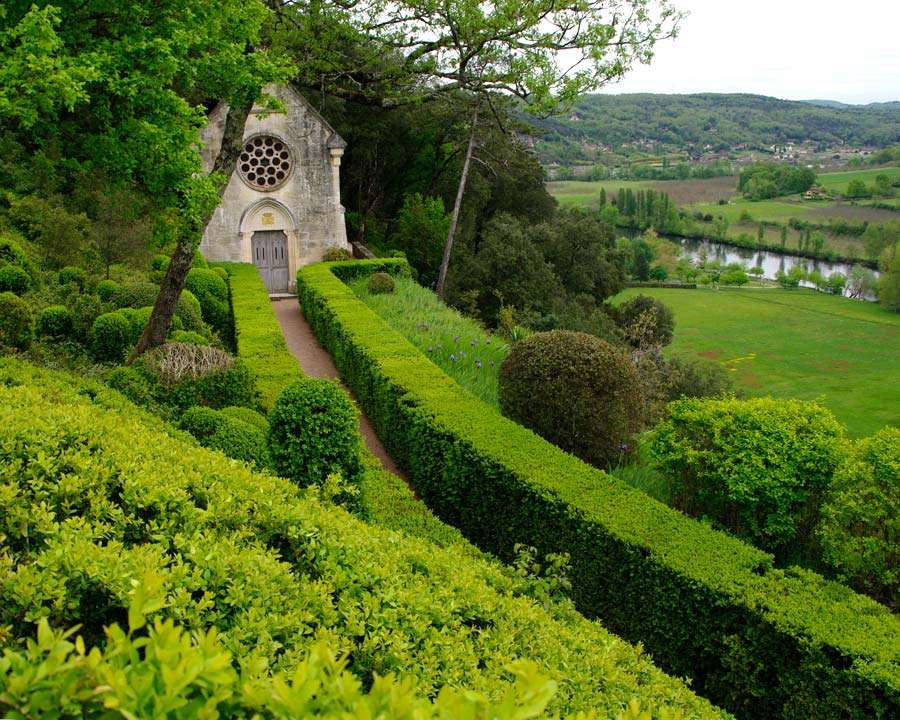 The Chapel - The Gardens of Marqueyssac