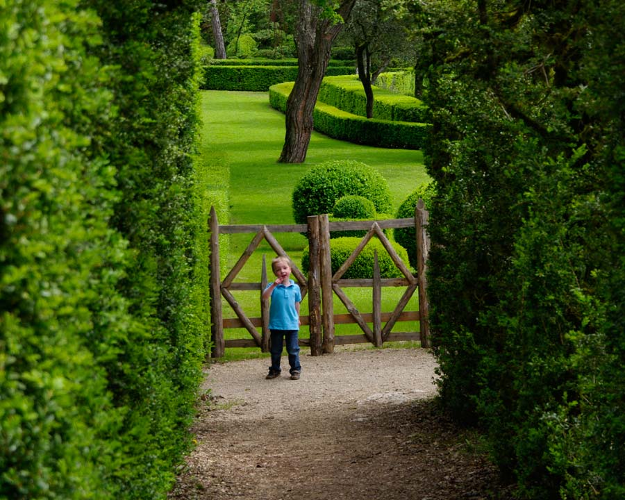 Green, as far as the eye can see  - The Gardens of Marqueyssac