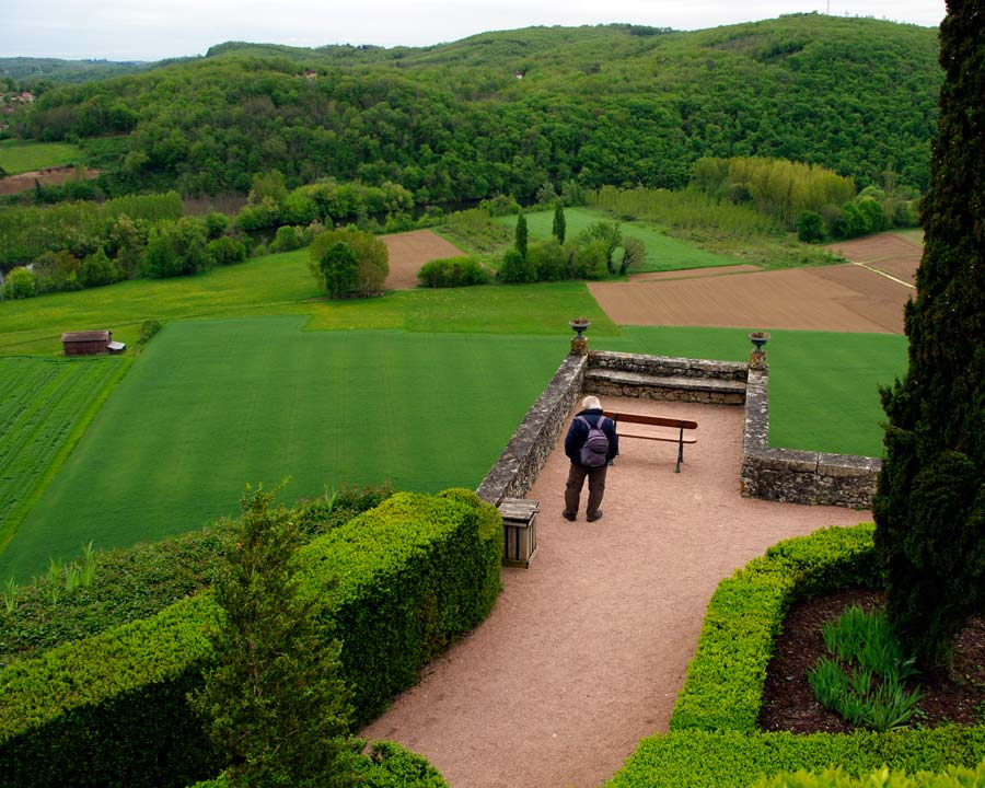 So many view vantage points - The Gardens of Marqueyssac