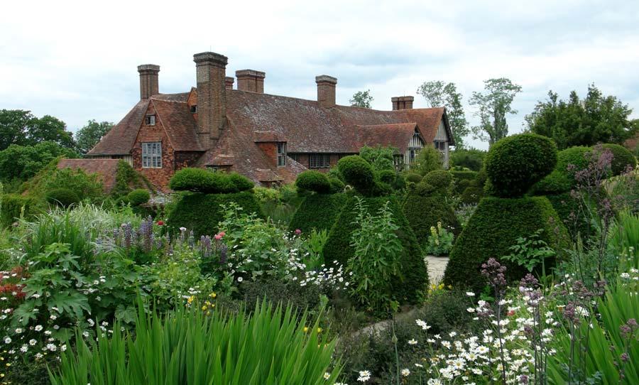Gardensonline Great Dixter House And Gardens Gardens Of