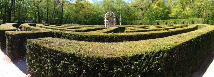 The Maze - Chateau de Chenonceau