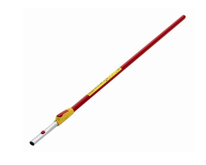 Wolf Telescopic Handle in two lengths ZMV3 ZMV4 for use with Wolf Multi-change Tool Range