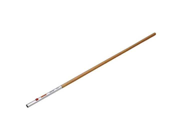 Wolf hardwood handle available in three lengths 140cm, 150cm and 170cm for use with the Wolf Multi-change head system