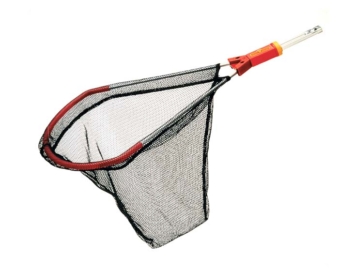 Oval pond net