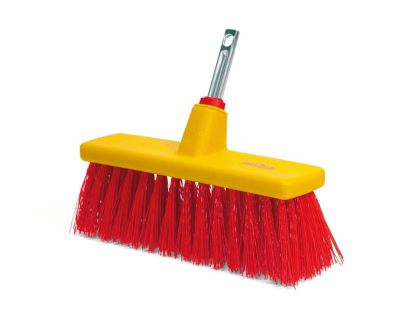 Longer, stiff bristles for everyday garden path and patio sweeping.  BM30M from Wolf