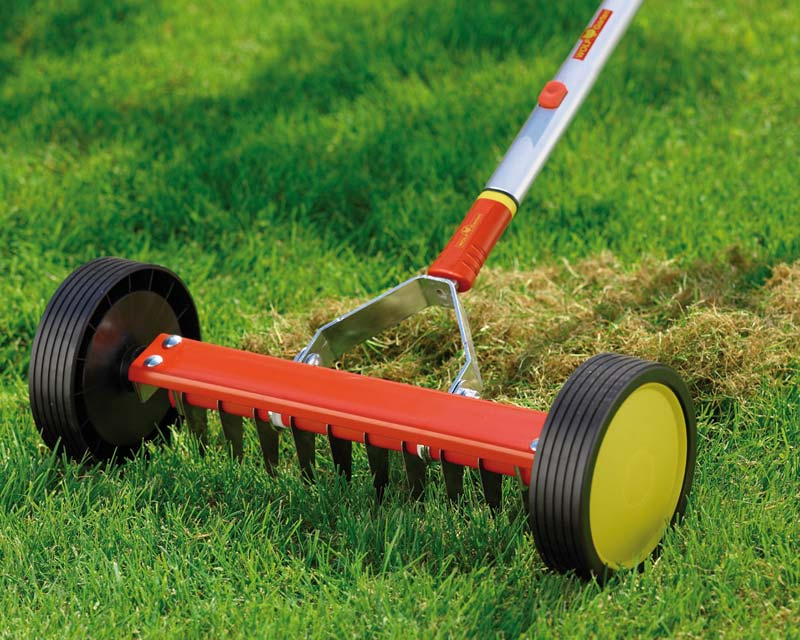 Scarifying-Roller-Rake-UR-M-3 (handle sold separately)