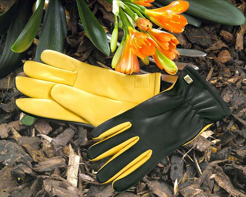 Dry touch gloves - the best you can buy, very durable and extremely comfortable