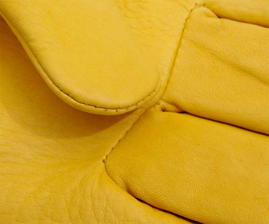 High quality leather and workmanship