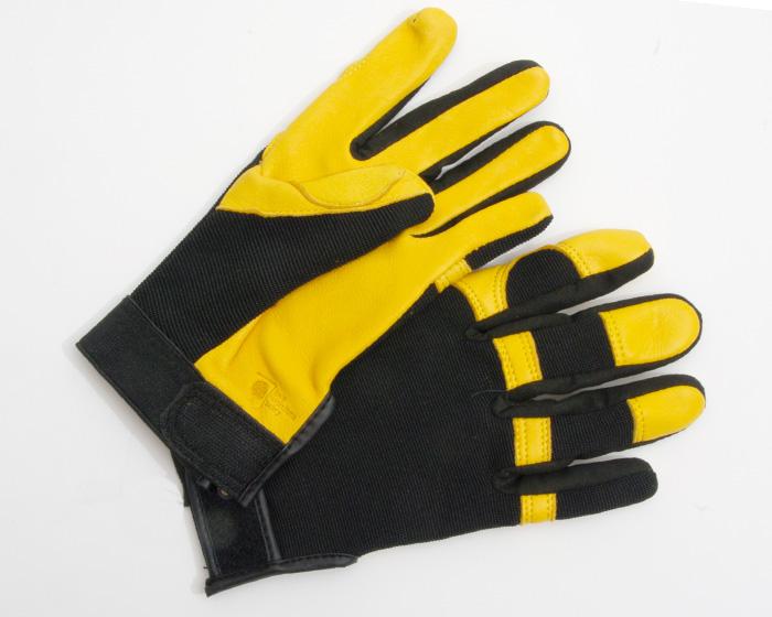 Gloves Garden SoftTouch GOLD LEAF