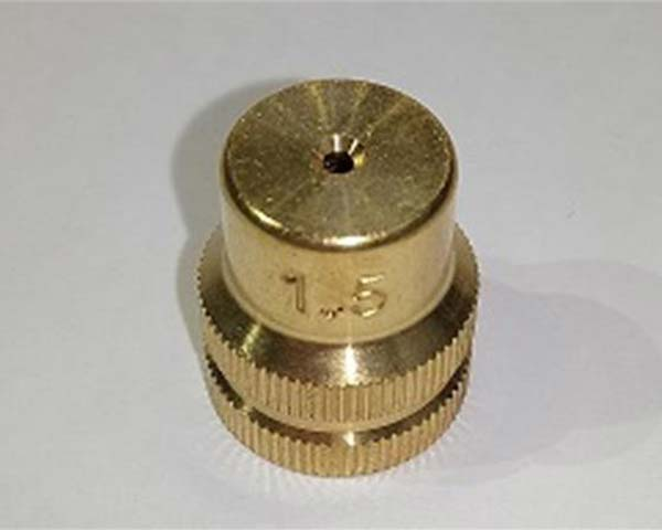 Brass Nozzle with fine spray 1300 - for Mesto sprayers